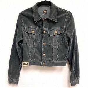 Lois Stretch Corduroy Jacket